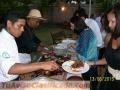 Ofrecemos servicio de lechón en caja china y carne en vara para eventos sociales