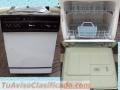 Lava vajillas para uso del hogar o de negocio, está en excelente estado