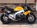 Aprillia Tuono 1000cc 0km al mejor precio del mercado U$D 13380