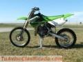 Se vende Kawasaki KX Modelo 2003 U$D 1800