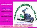 TRANSPORTE DE CARGA HACIA TODO CENTROAMERICA, MEXICO,BELICE, USA, ER