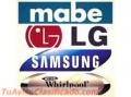 Servicio técnico especializado LG