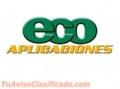 ECOAPLICACIONES C.A Aplicadores, Asesores, Comercializadores