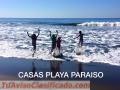 CASAS PLAYA PARAISO MONTERRICO HAWAI