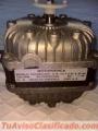 Motor Ventilador De Nevera O Freezer 10w 1550 Rpm