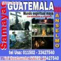 Brujo sagrado de guatemala