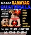 AUTENTICOS Y REALES AMARRES DE AMOR (011502) 33427540