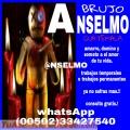 AMARRES CON MAGIA VUDU, BRUJO ANSELMO(011502)33427540