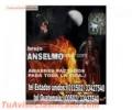 Brujo anselmo, amarres de media noche (00502)33427540