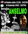 BRUJO ANSELMO, MAGIA BLANCA - MAGIA NEGRA.  (00502)  33427540