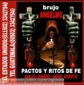 Brujo anselmo, pactos y ritos de fe    (00502) 33427540