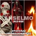 BRUJO NEGRO PACTADO, CEREMONIAS DE PANTEON (00502)33427540