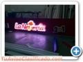 CAJAS DE LUZ Y LETREROS TIPO BLOCK A UN SUPER PRECIO ESPECIAL DE OFERTA!!!!