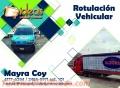 Rotulación de furgones